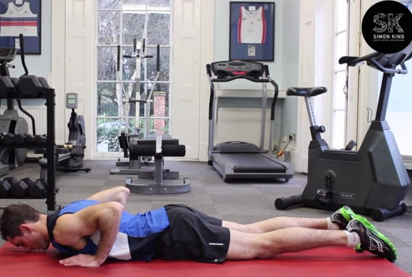 Warm Up Exercises for your Back