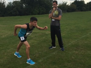 Abberley Breaks Personal Best Twice at National Championships