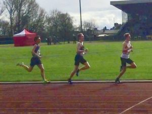 Athletes Kick Off Season with Personal Best Performances