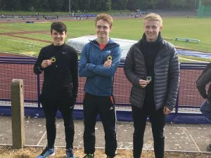 Staffordshire County Champs Report 2017 – Two Golds and One Silver
