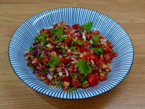 Tasty Tomato Salsa