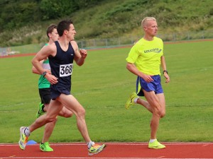 Cross Smashes Club Record with New 10k PB