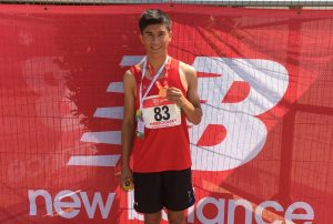 Joshua Hale 400m