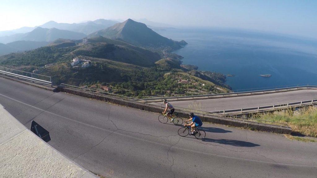 cycling campania