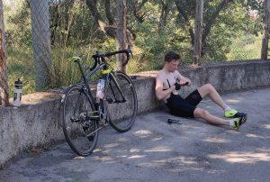 Ricki Ellison Hill Climber Sapri